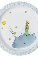 Assiette Petit Prince bleu