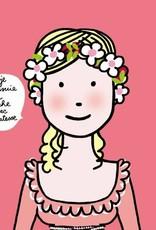 Serviettes papier princesse