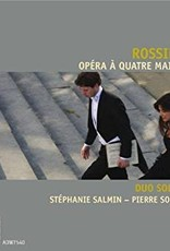 Album CD Duo Solot Rossini