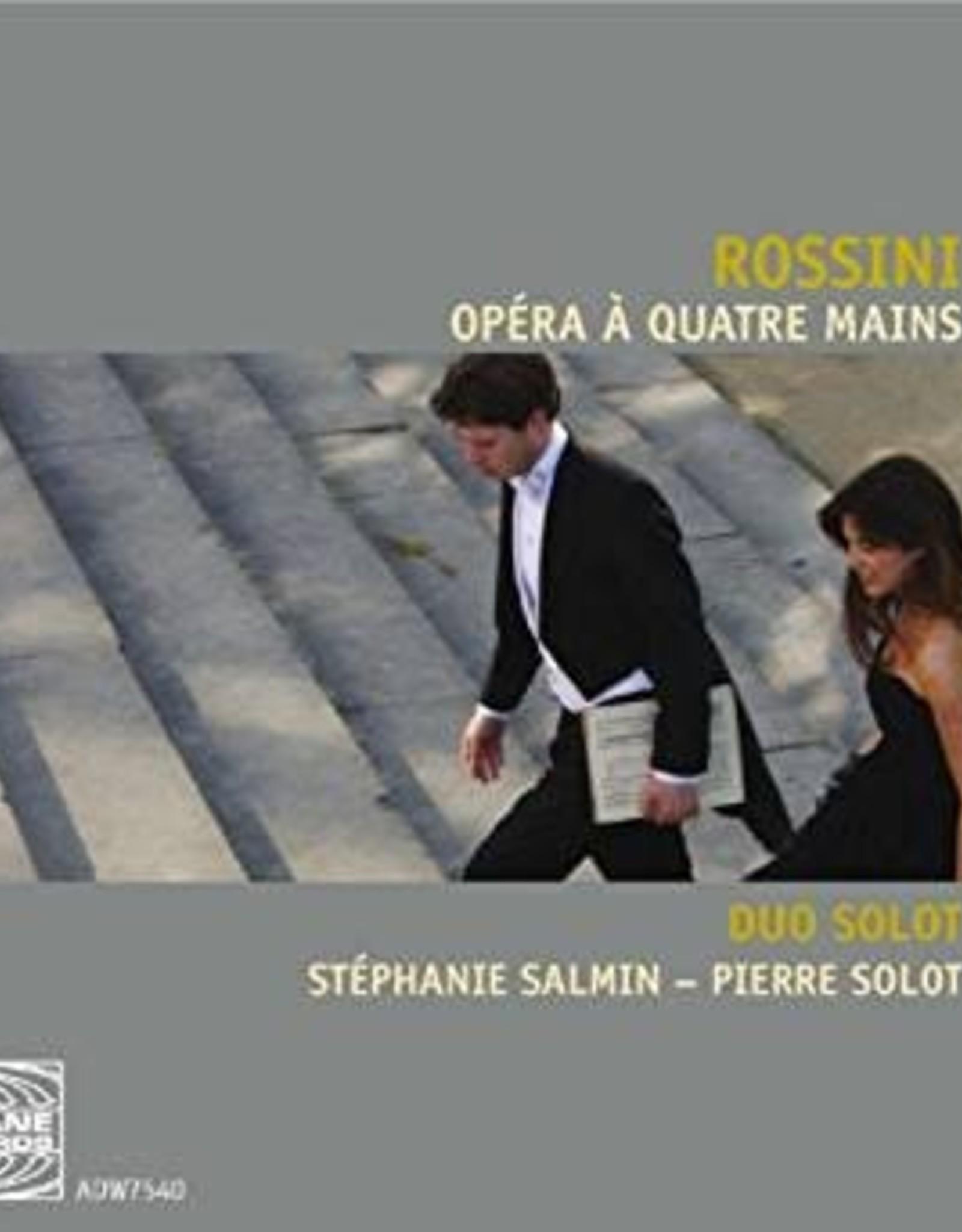Album CD Duo Solot Rossini