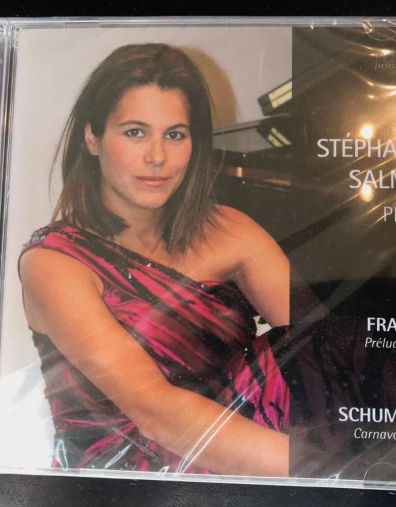 Album CD Salmin Stéphanie