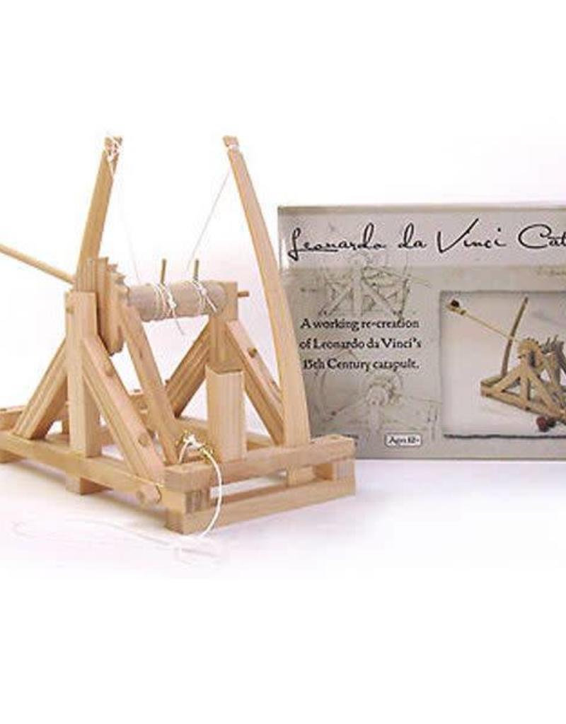 Catapulte Léonard de Vinci