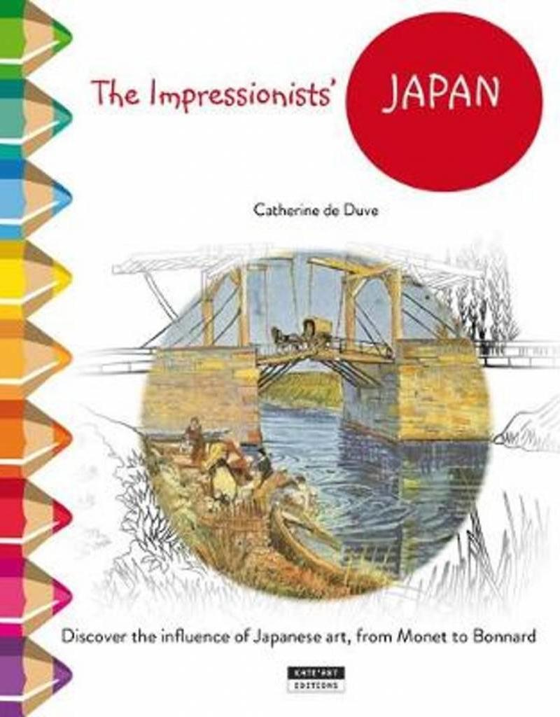 Kate'Art editions L-Japon des impressionnistes EN