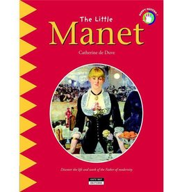 Kate'Art editions L-Le Petit Manet EN