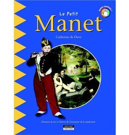 Kate'Art editions L-Le petit Manet FR