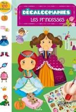 Piccolia L-Décalcomanies les princesses