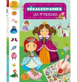Piccolia L-Décalcomanies les princesses