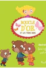 Piccolia L-Boucle d'or et les trois ours