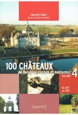 Aparté 100 Châteaux de Belgique