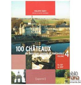 Aparté 100 Châteaux de Belgique connus et méconnus (Chimay)