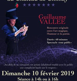 Spectacle de magie 10/02/19 - 14h