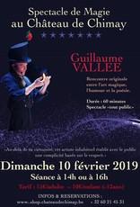 Spectacle de magie 10/02/19 - séance de 16h