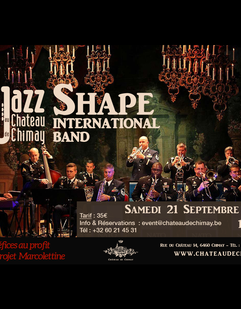 Concert Shape 21/09/2019