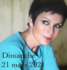Patricia Darré - 21/3 à 11h -Survivre dans le Tumulte