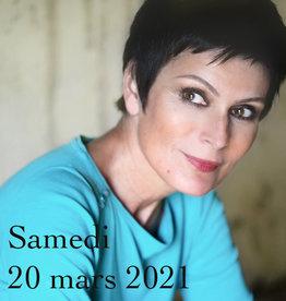 Patricia Darré - 20/3 à 18h - Survivre dans le Tumulte -