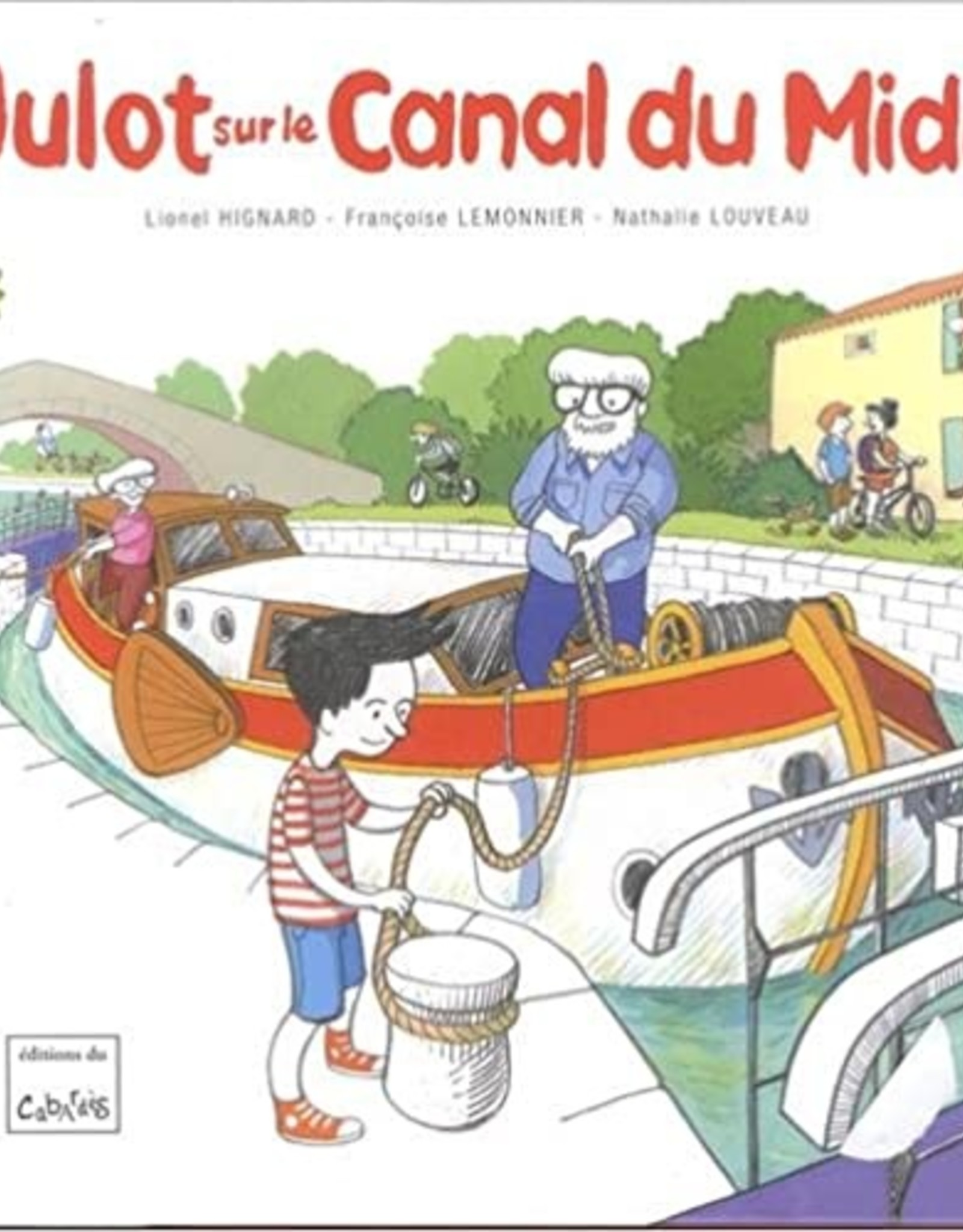 Canal du Midi L-Julot sur le canal du midi FR