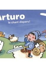 Canal du Midi L-Arturo le chant disparu
