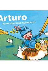 L-Arturo le tremblement mystérieux