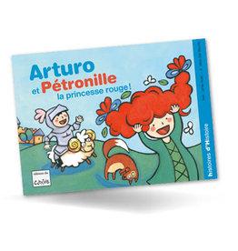 Arturo et Pétronille Princesse rouge