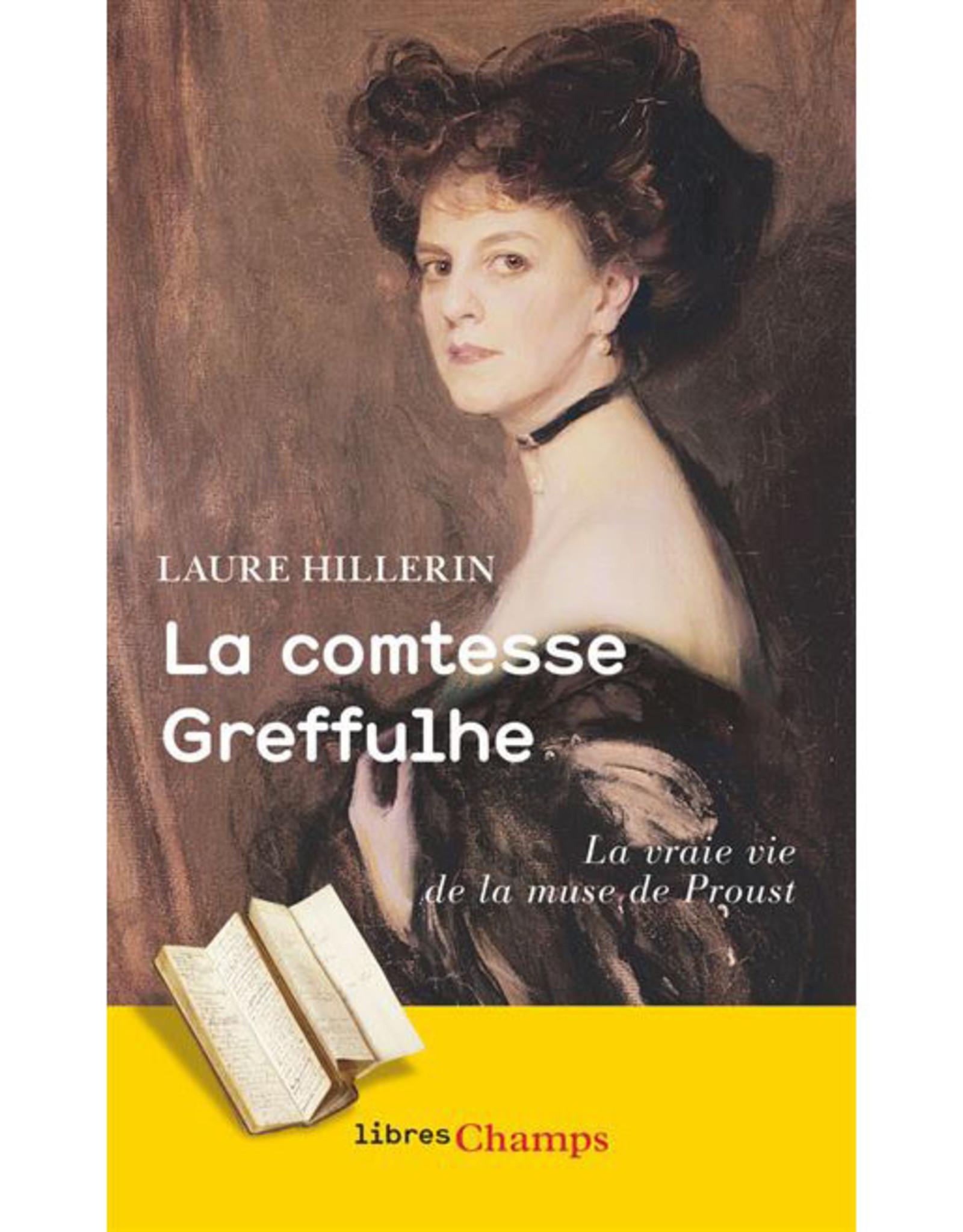 L-La Comtesse Greffulhe vraie vie de la muse de Proust