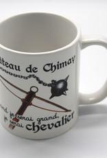 Château de Chimay Mug chevalerie