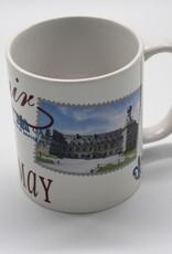 Château de Chimay Mug personnalisé Souvenir de Chimay