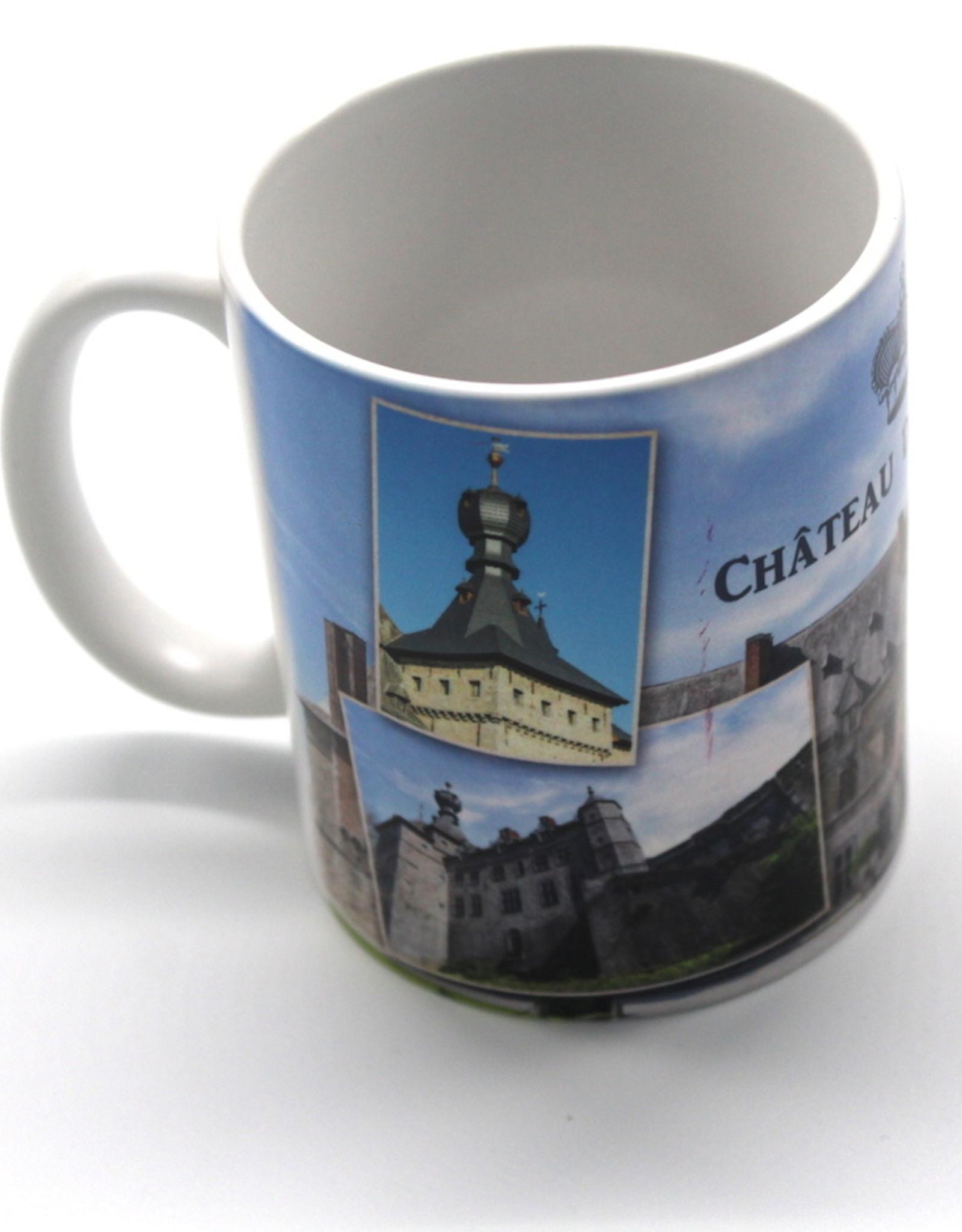 Château de Chimay Mug mat blanc 33cl Chateau de Chimay