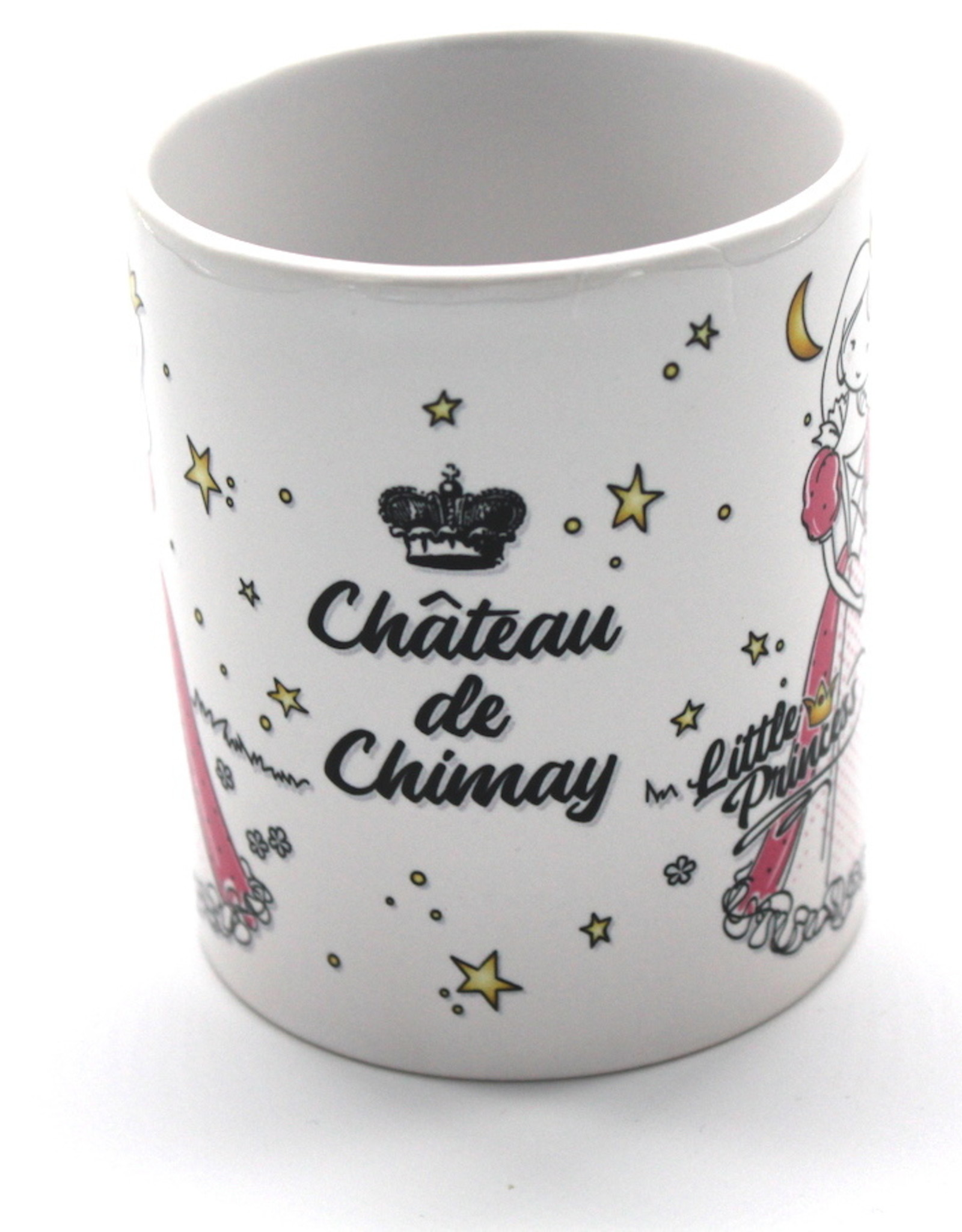 Château de Chimay Mug Little Princess Chateau de Chimay