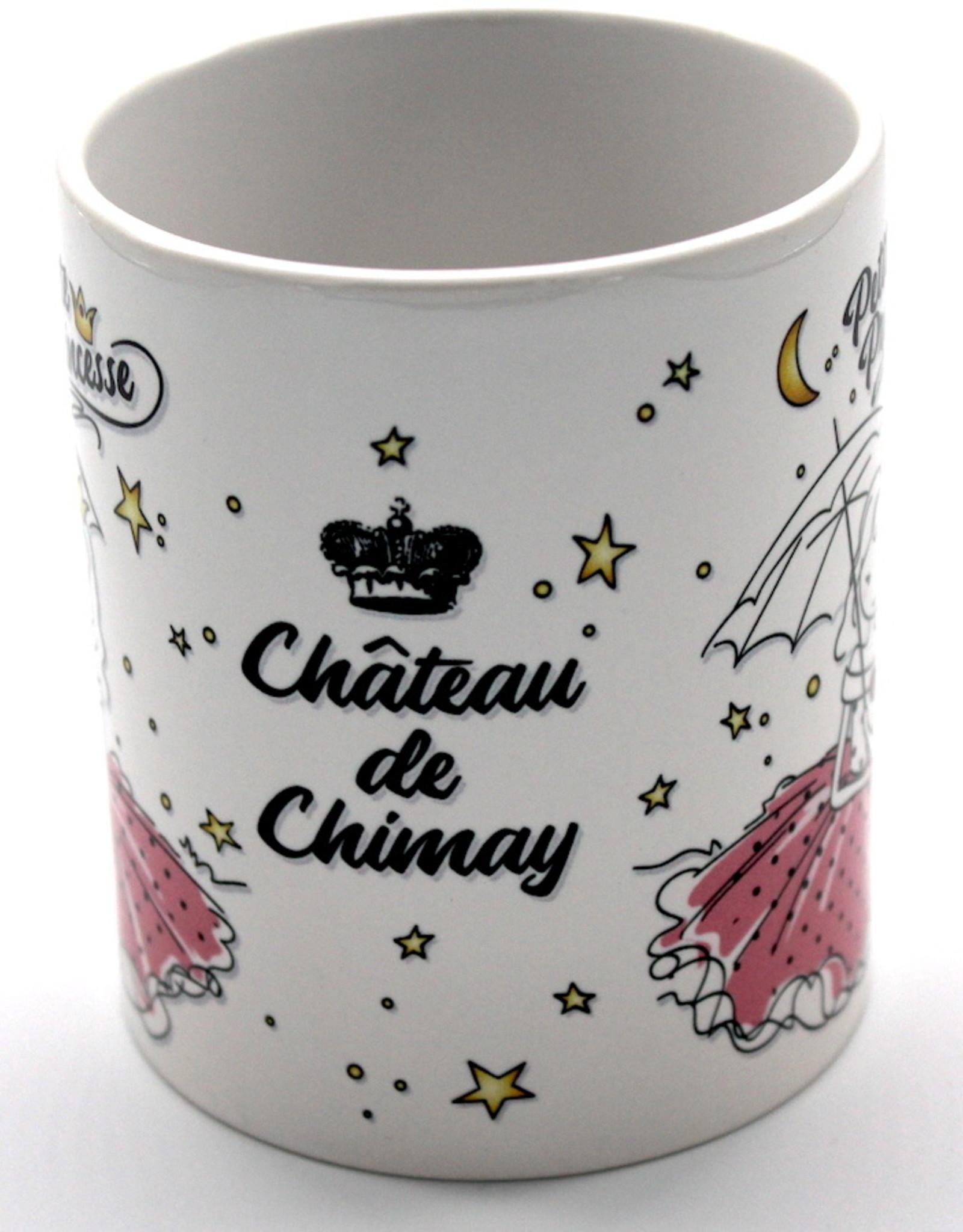 Château de Chimay Mug Petite Princesse Chateau de Chimay