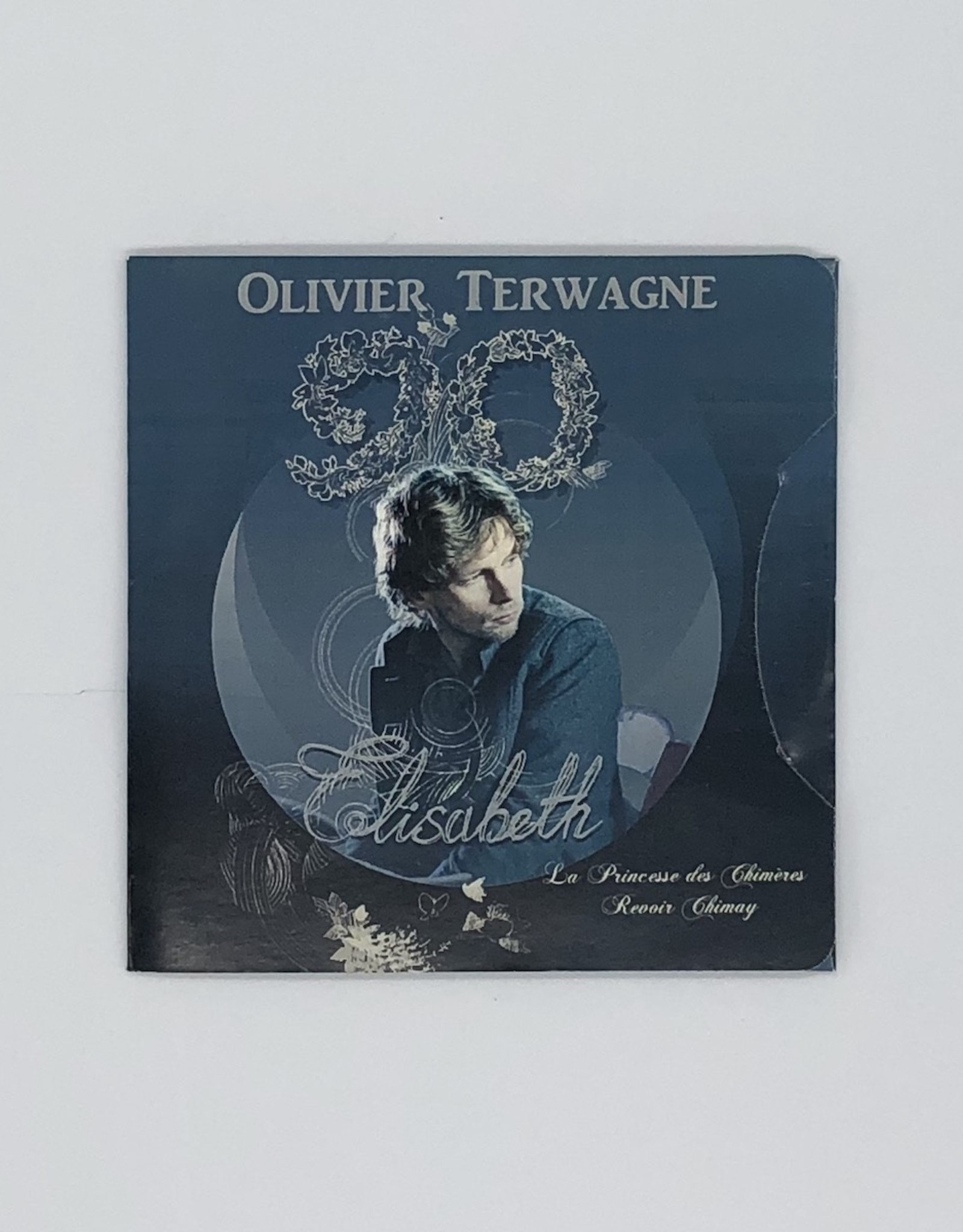 CD Single Olivier Terwagne