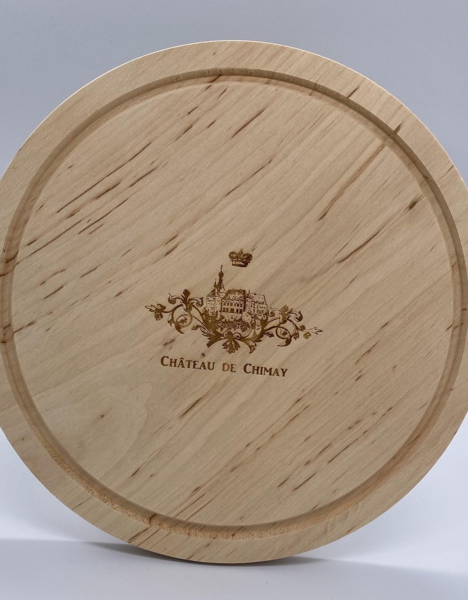 Château de Chimay Planche/dessous de plat bois