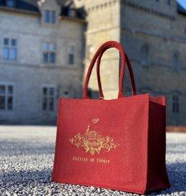 Château de Chimay Sac jute Rouge grand