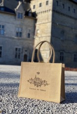 Château de Chimay Sac jute Nature grand