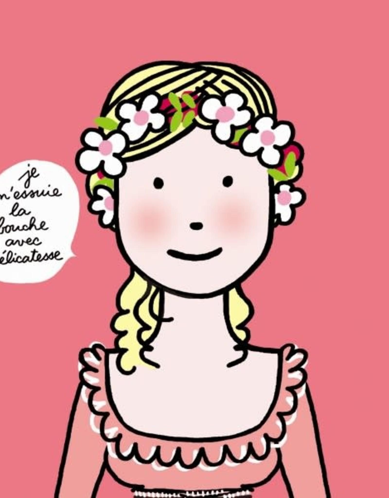 Petit Jour Paris Serviettes papier princesse