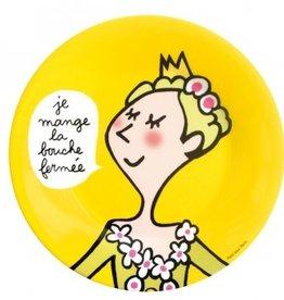 Petit Jour Paris Assiette Princesse bouche fermée