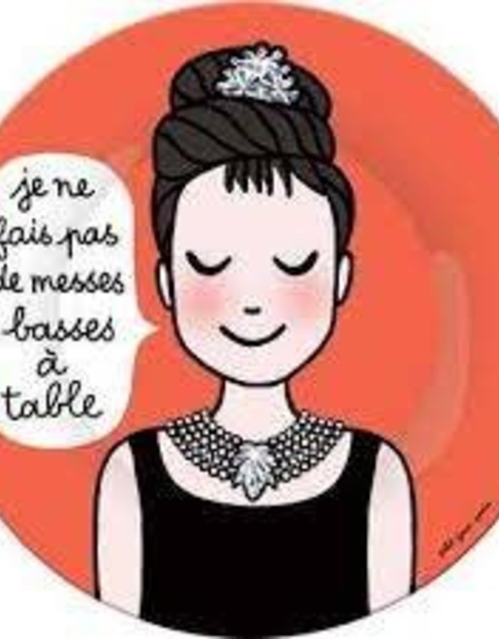 Petit Jour Paris Assiette F messes basses
