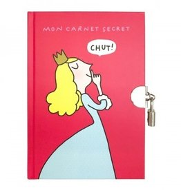 Livre carnet Princesse