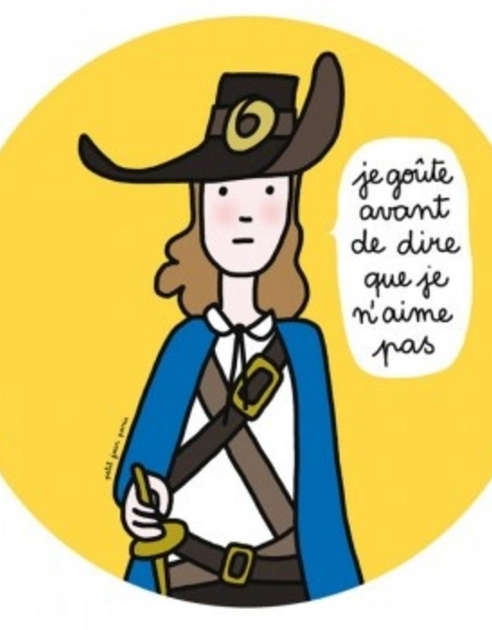 Petit Jour Paris Assiette G je goûte