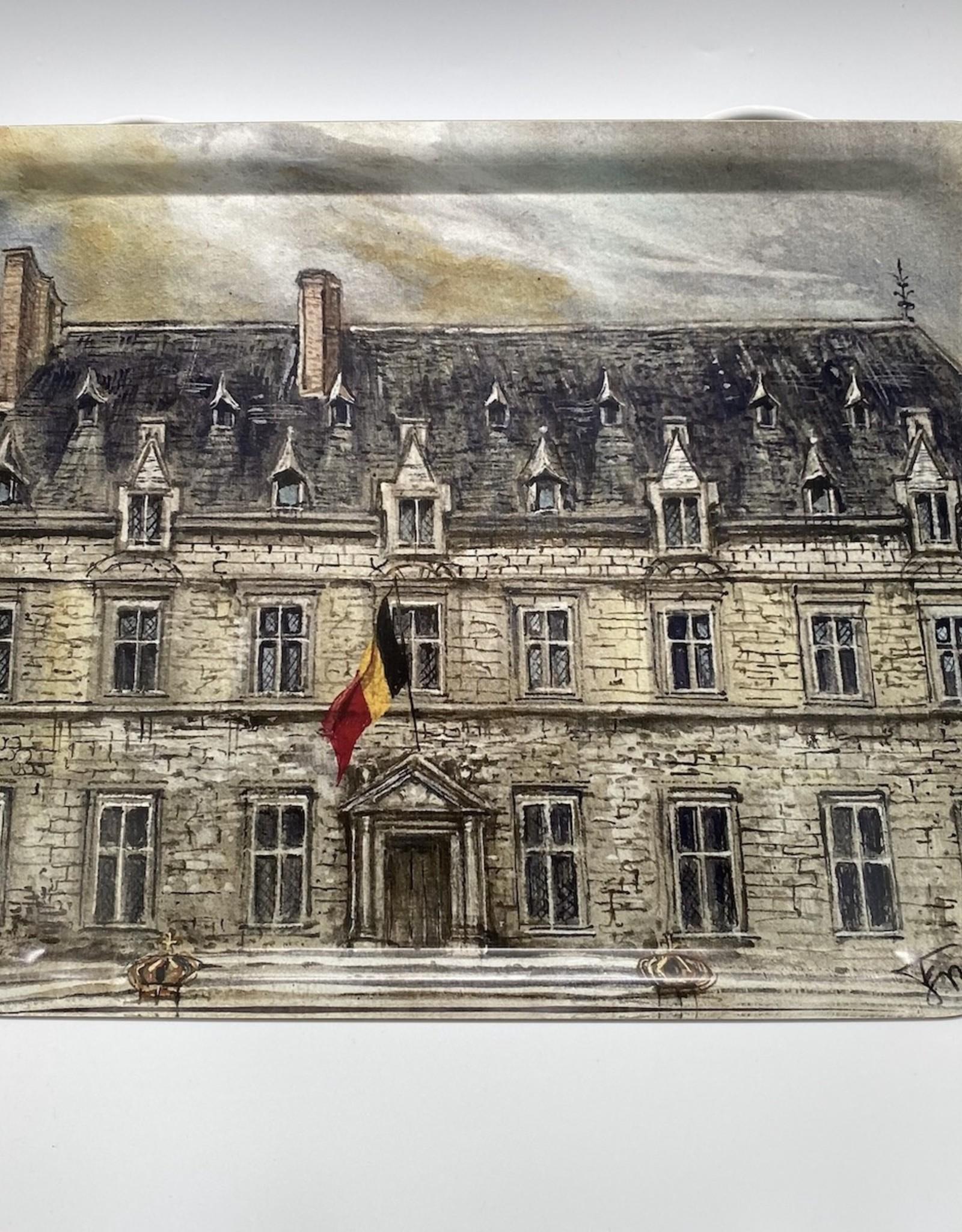 Château de Chimay Plateau service Thierry Bosquet