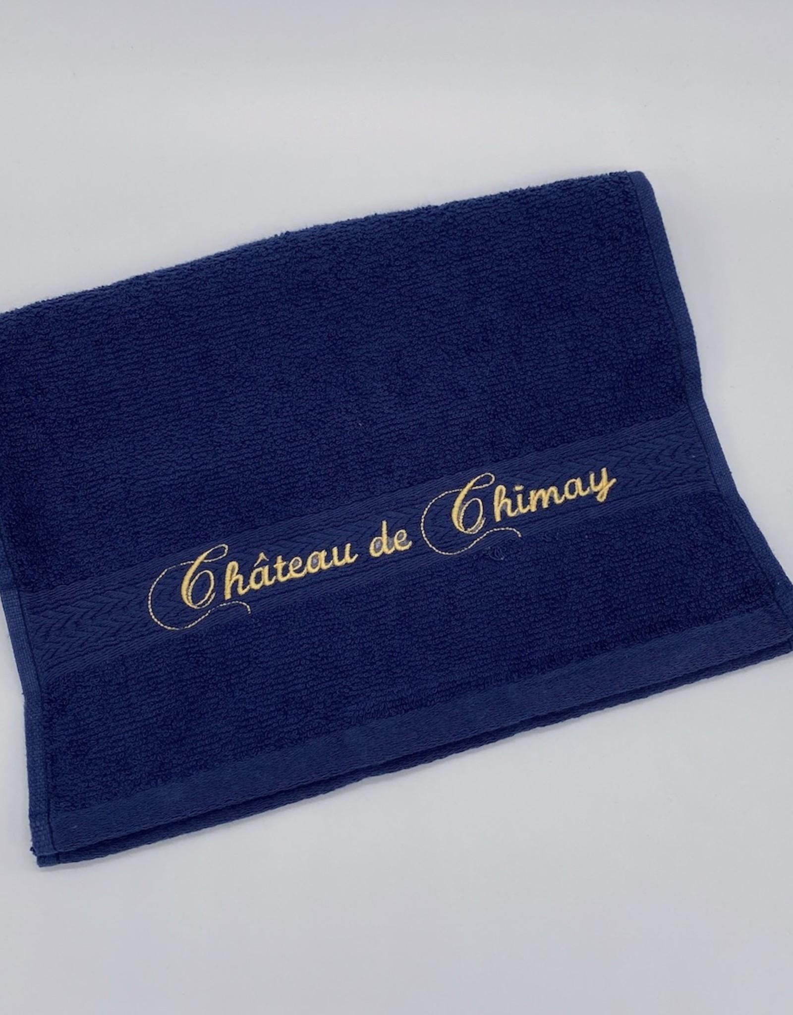 Château de Chimay Essuie invité marine