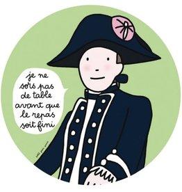 Petit Jour Paris Assiette Prince je sors pas de table