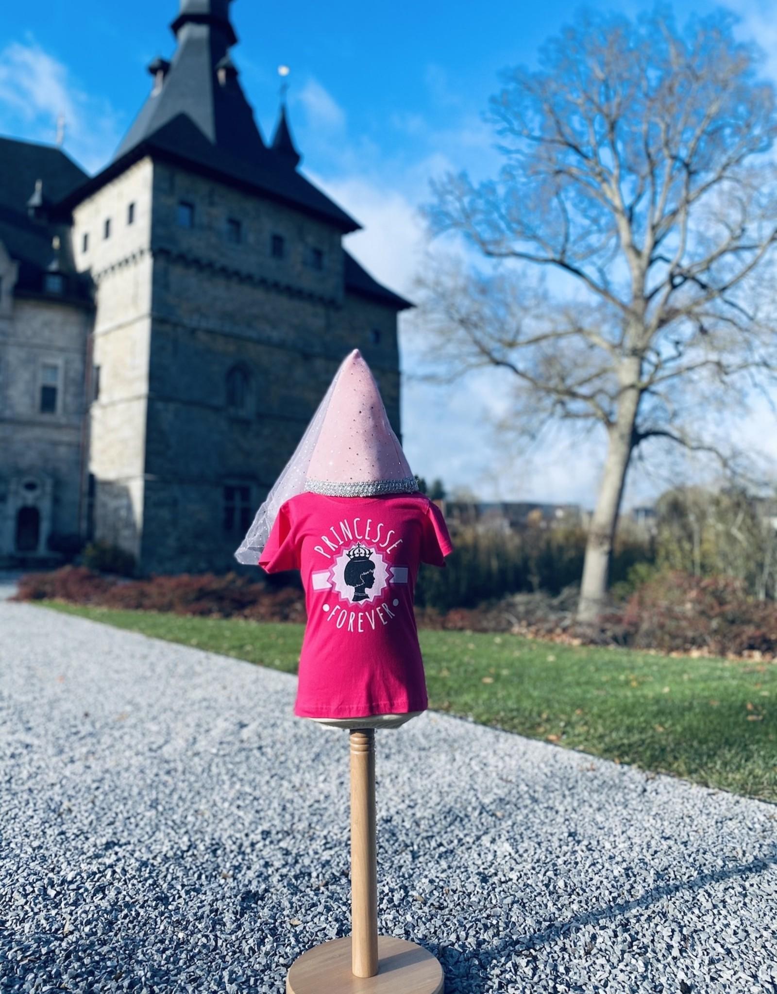 Château de Chimay T-shirt Princesse Forever