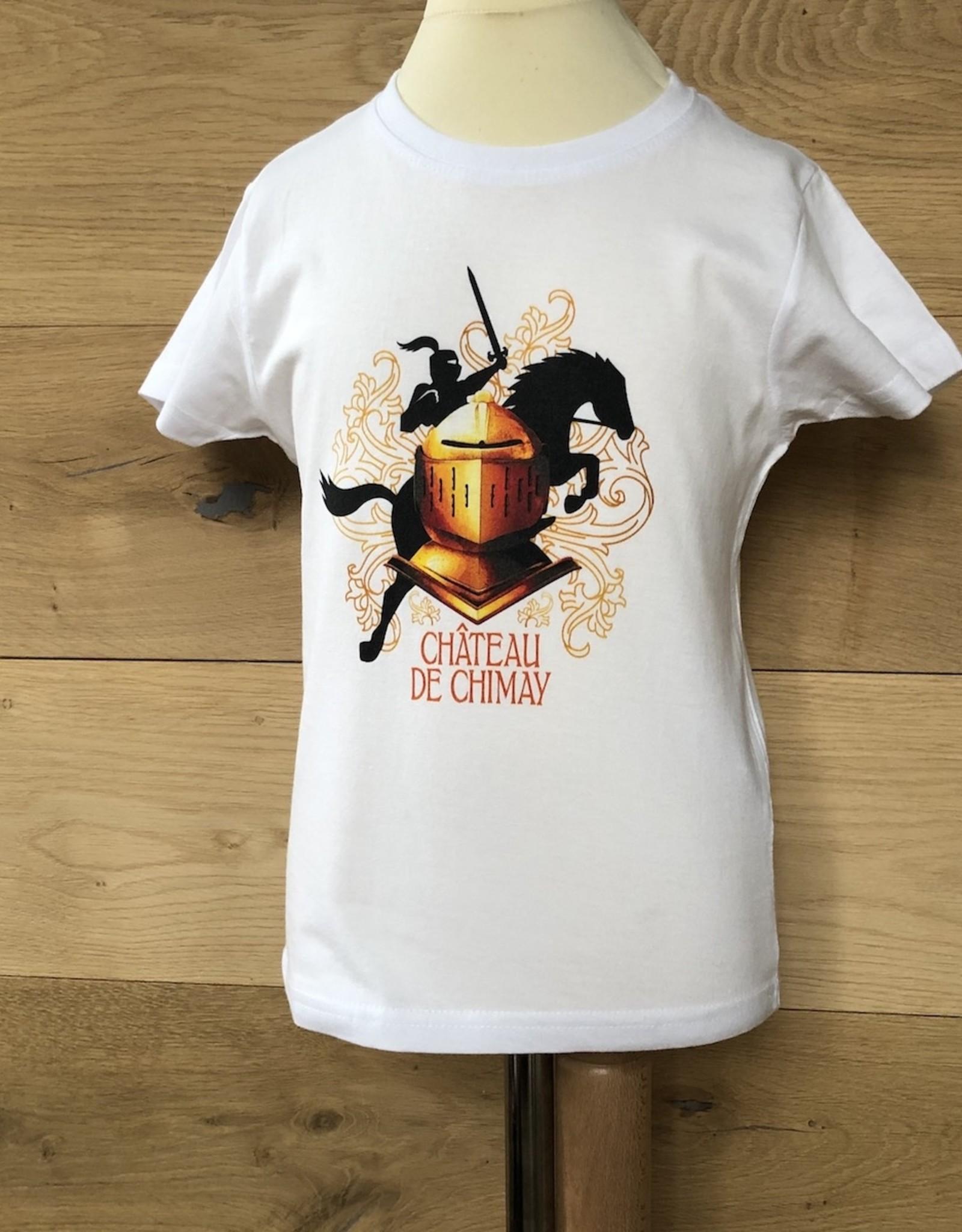 Château de Chimay T-shirt enfant Chevalier Château de Chimay