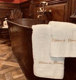Château de Chimay Drap de bain 70x140 blanc