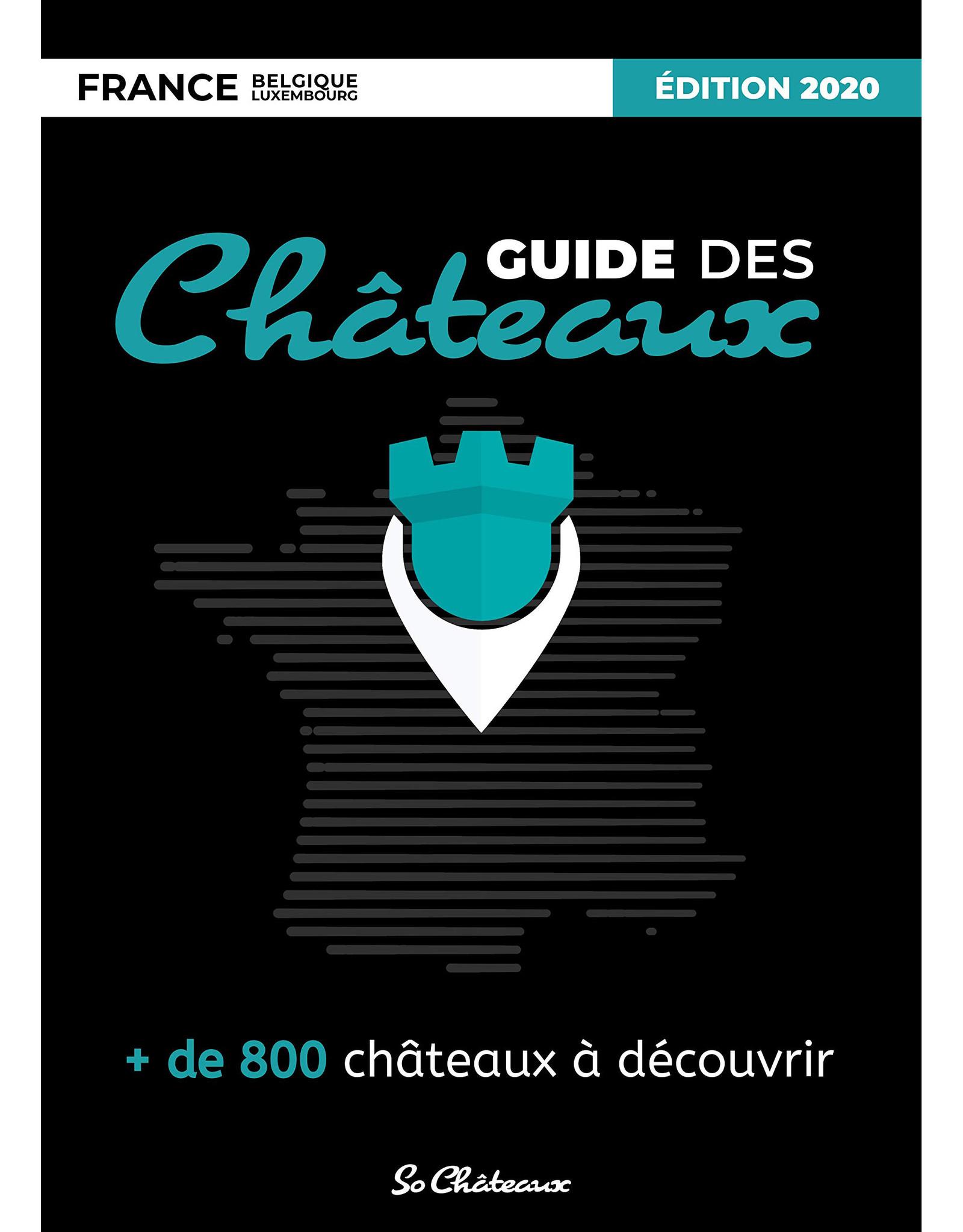 L-Guide des Châteaux