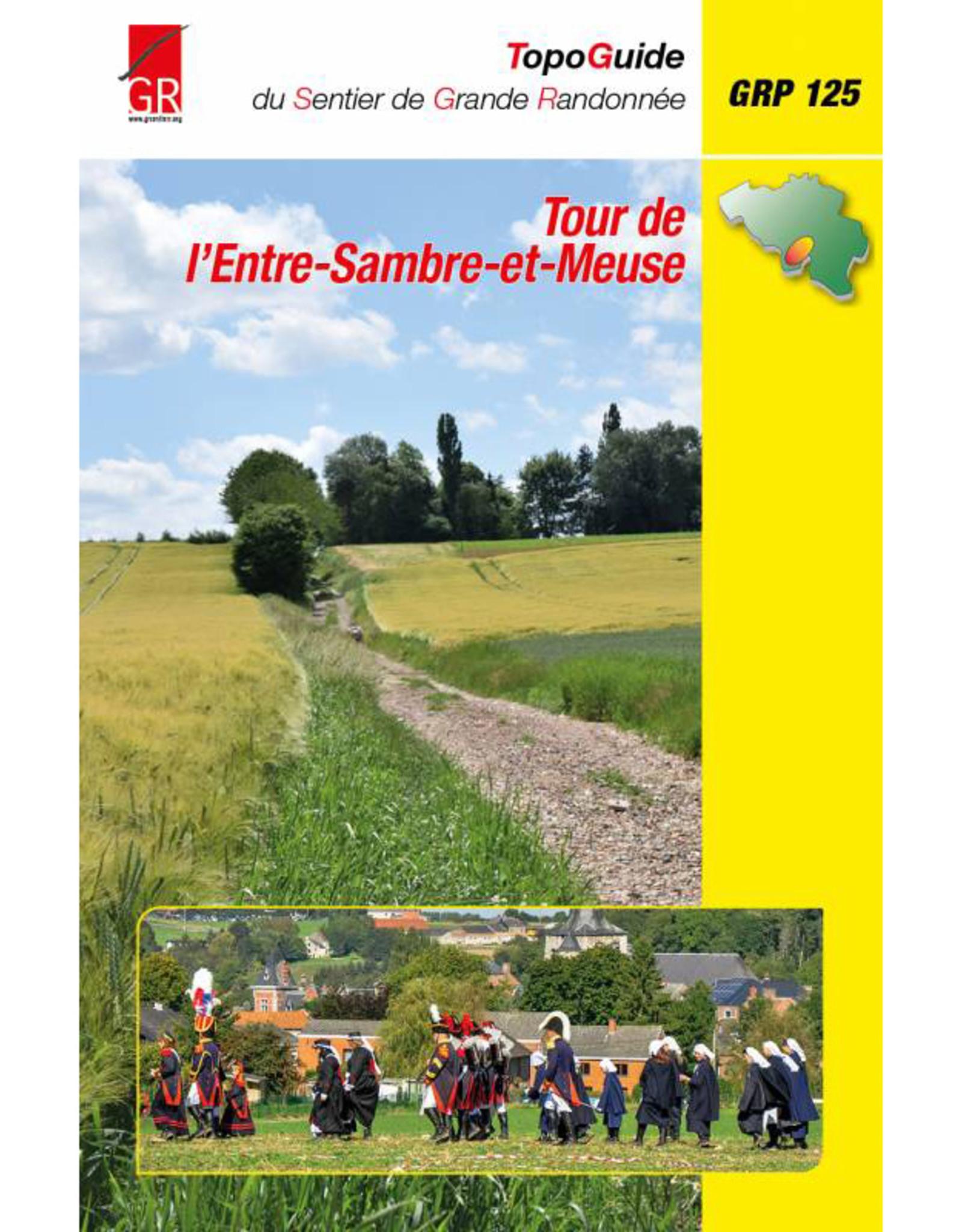 GR sentiers L-Tour de l'Entre-Sambre-et-Meuse