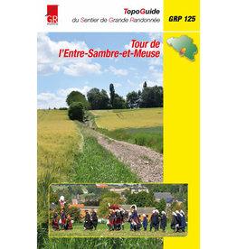 GR sentiers Tour de l'Entre-Sambre-et-Meuse