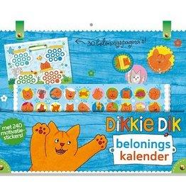 Dikkie Dik Dikkie Dik - Beloningskalender vernieuwd
