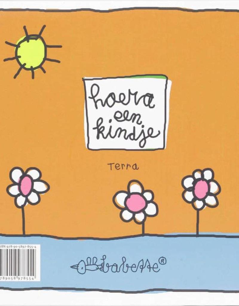 Babette Harms Babette Harms - Mijn kraamboek
