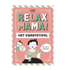 Uitgeverij Snor Uitgeverij Snor - Relax mama! Het kwartetspel